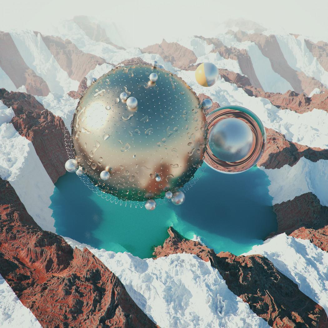 Цифровое искусство от Филиппа Ходаса (Filip Hodas).