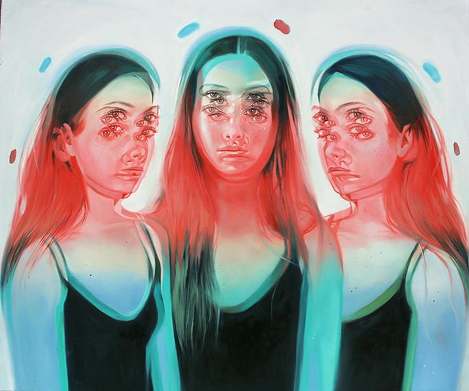 Картины Алекс Гарант
