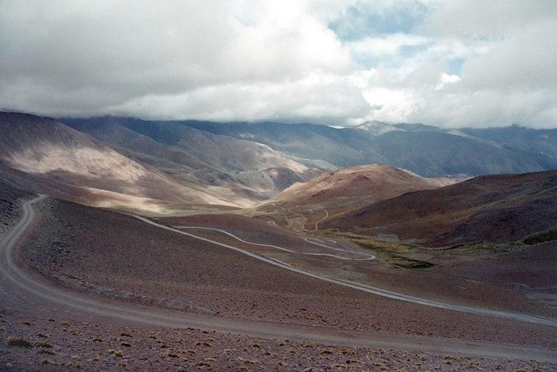 Трасса 60, Аргентина