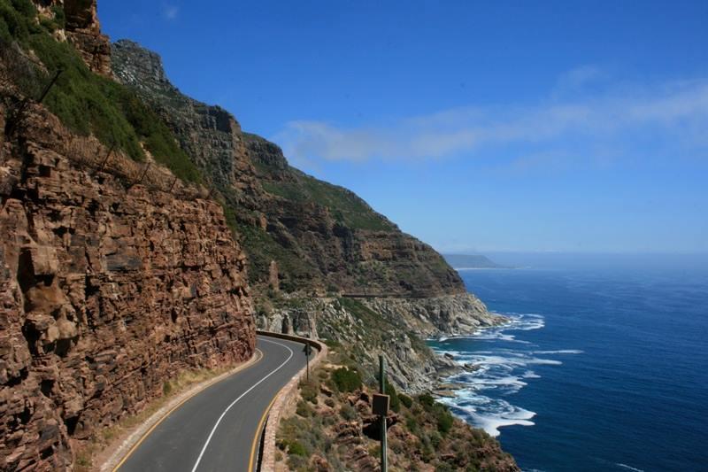 Горная вершина Чепмена, Кейптаун, Южная Африка