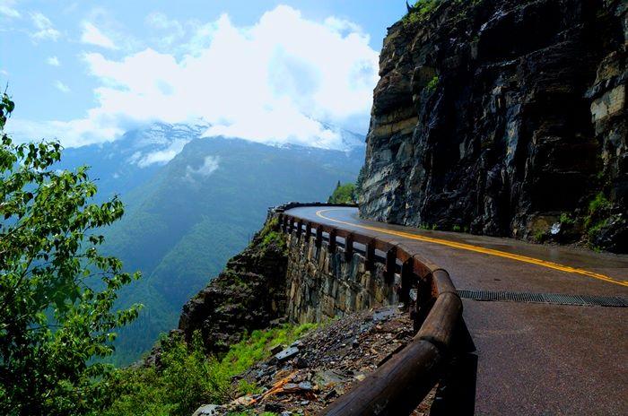 Национальный парк Глейшер, штат Монтана, США