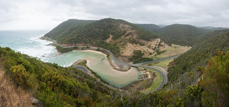 Великая океанская дорога, штат Виктория, Австралия