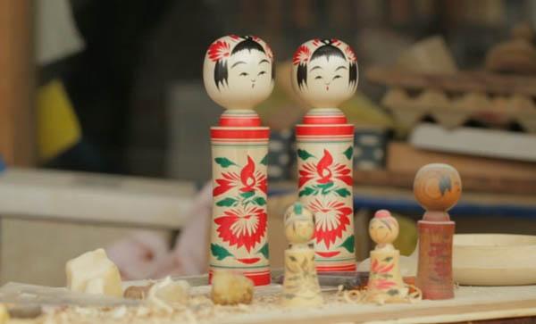 Кокэси (кокеши): любимая кукла Японии