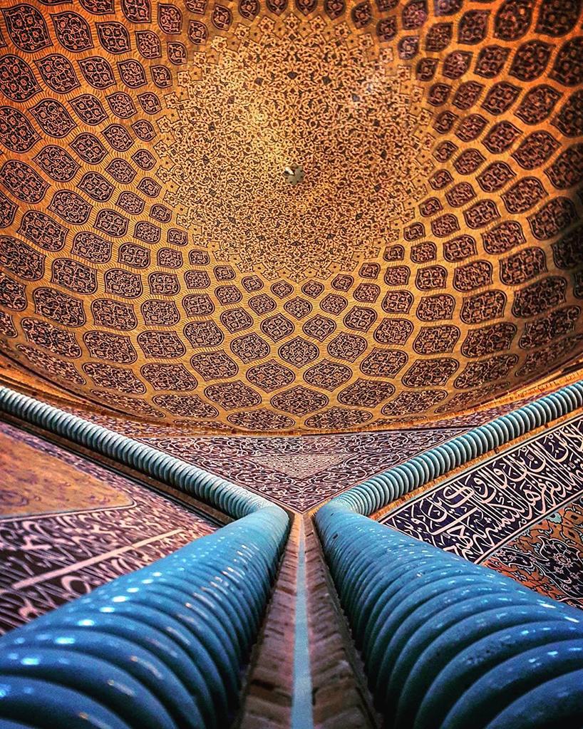 Мечеть Sheikh-Lotfolah,Исфахан, Иран. Возраст:400 лет