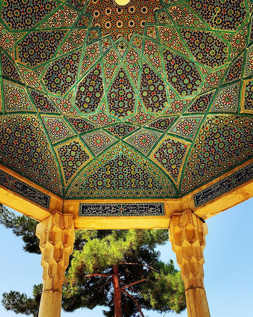 Гробница Хафеза,Шираз,Иран