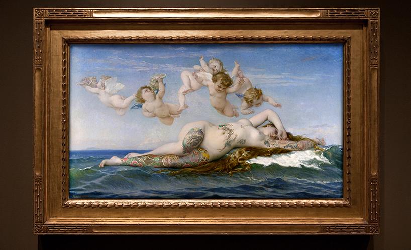 Александр Кабанель - «Рождение Венеры»
