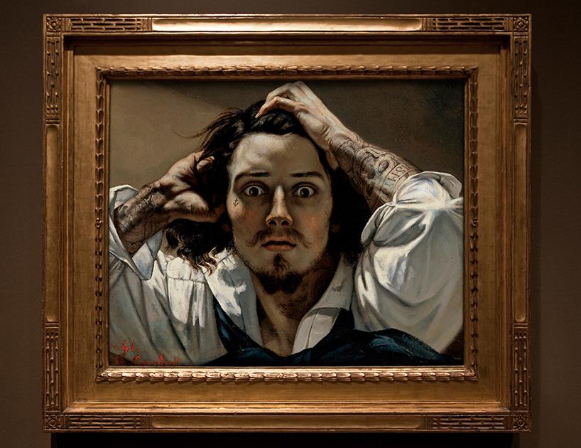 Гюстав Курбе - «Отчаяние»