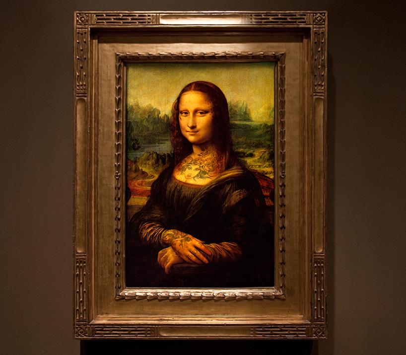 Леонардо Да Винчи - «МонаЛиза»