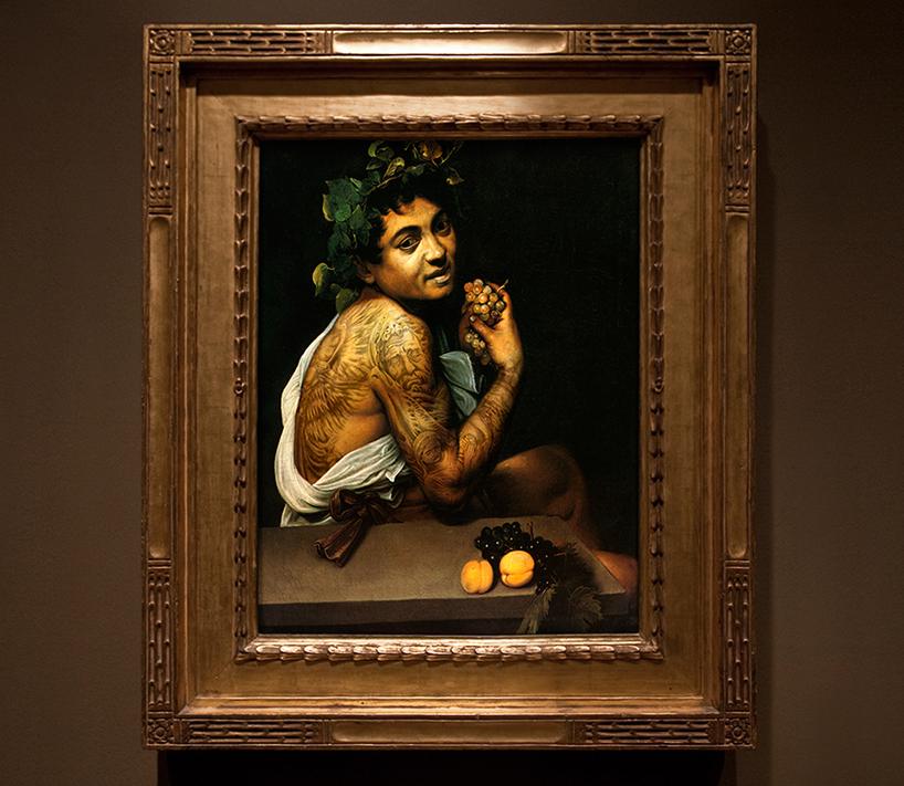 Микеланджело Караваджо - «Больной Вакх»