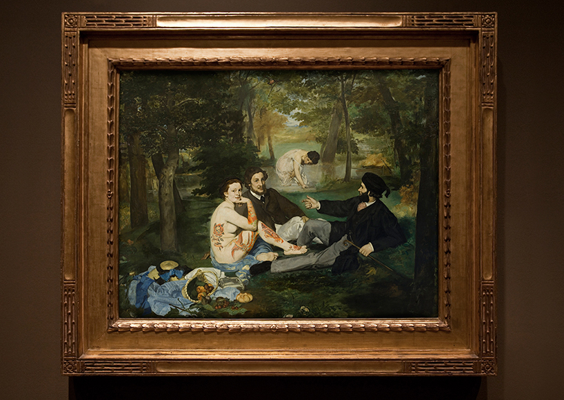 Эдуард Мане - «Завтрак на траве»