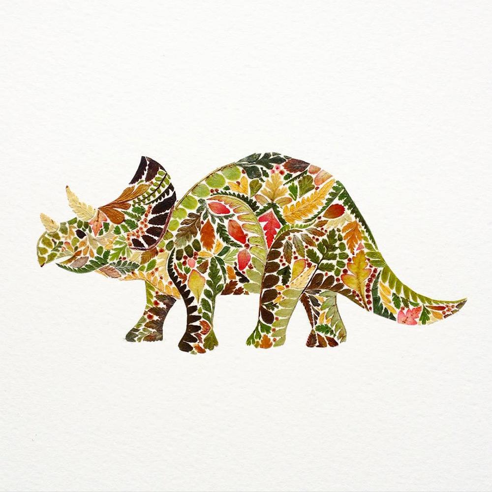 Иллюстрации от Хелен Апорнсири (Helen Ahpornsiri).