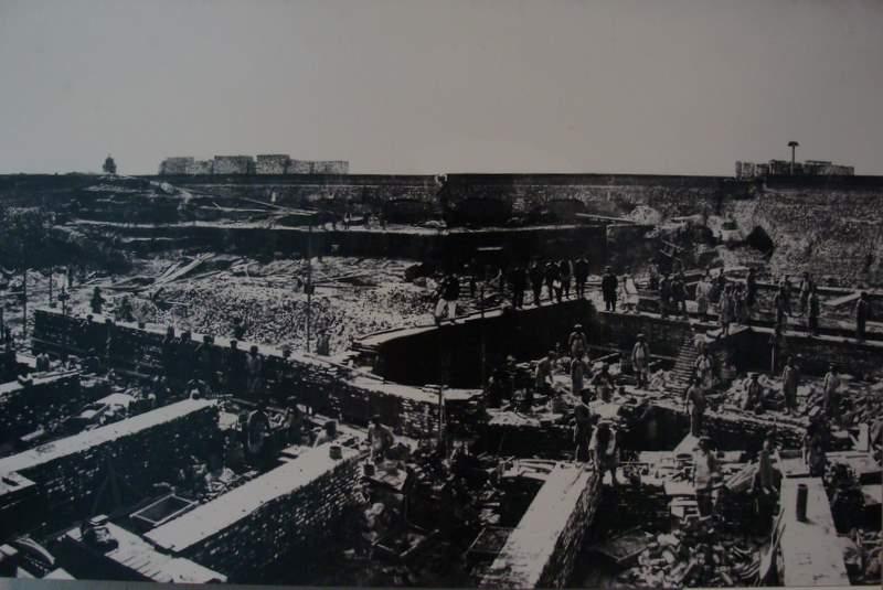 Тюрьма трубецкого бастиона Петропавловской крепости, Санкт-Петербург, 1870