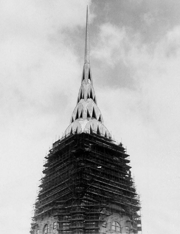 Крайслер-билдинг, Нью-Йорк, США, 1930