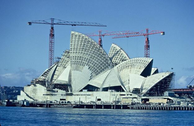 Сиднейский оперный театр, Австралия, 1966