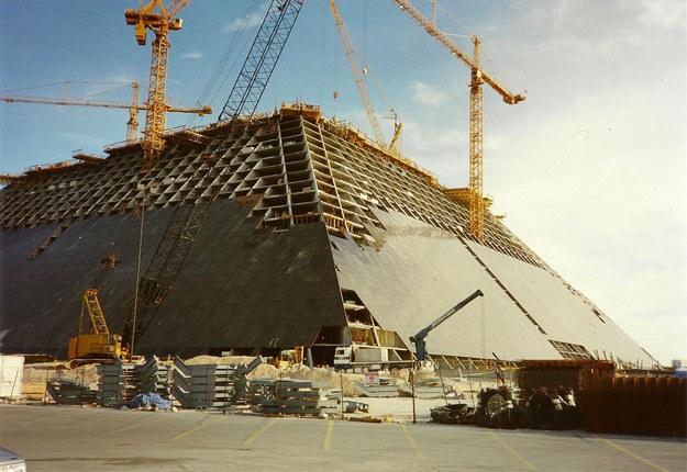 Казино Луксор, Лас-Вегас, США, 1993
