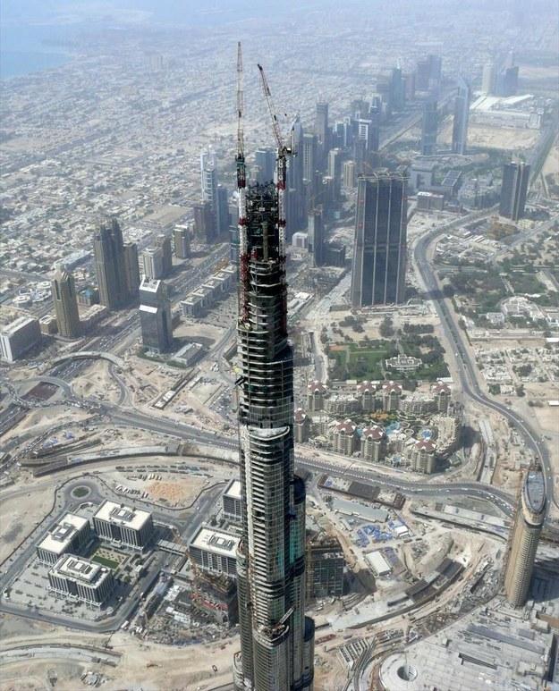 Бурдж-Халифа, Дубаи, ОАЭ, 2008