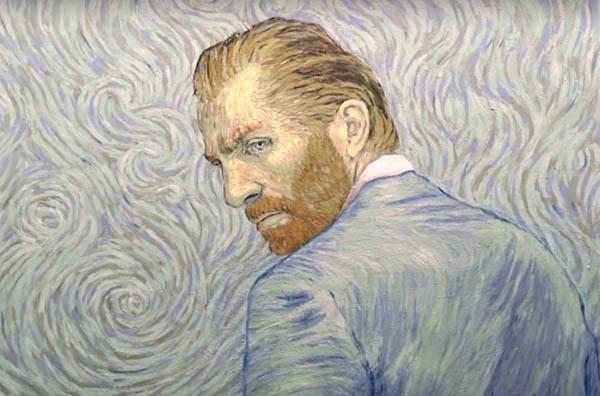 Фильм из анимированных картин расскажет о жизни Винсента Ван Гога