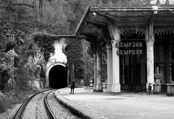 Призрачная Абхазия: фотограф документирует страну, которой официально не существует