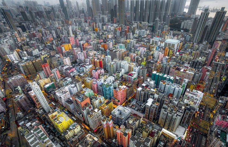 Самсёйпоу или Шам-Шуй-По (Sham Shui Po), Гонконг