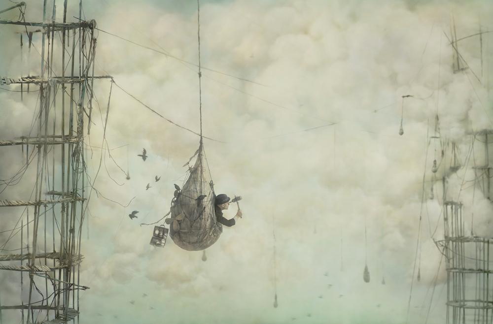 Сюрреалистические сцены от Роберта и Шаны ПаркХаррисонов