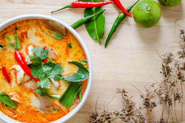 Рецепт настоящего тайского Том Яма