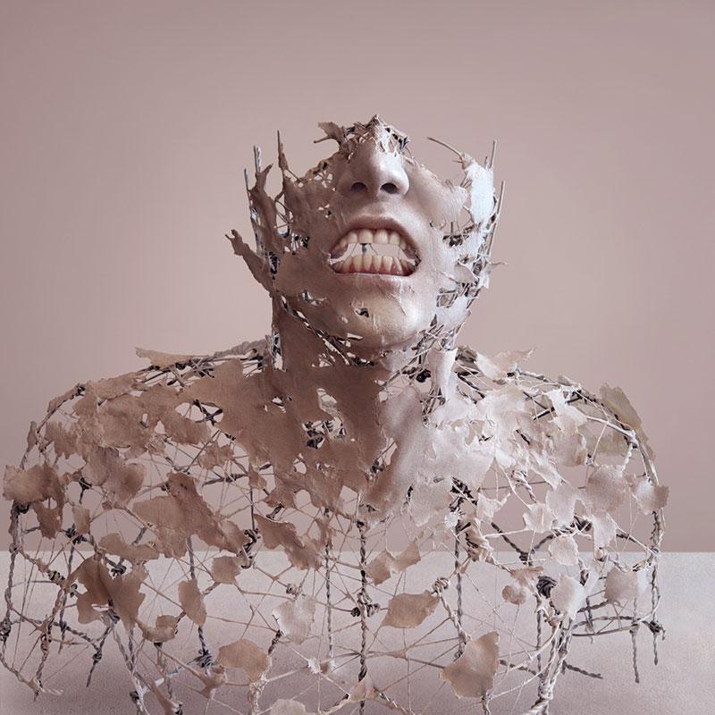 Сюрреалистичные скульптуры Юичи Икехаты