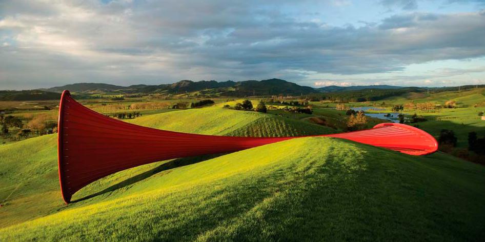 «Место расчленения 1» (Dismemberment Site 1), Новая Зеландия 2009