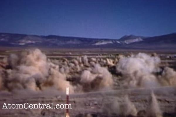 Что произойдет, если взорвать ядерную бомбу под землёй