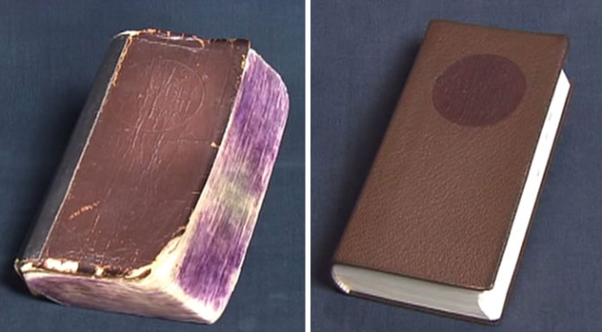 Завораживающий процесс восстановления старой книги