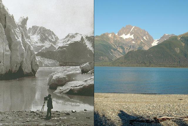 Земля тогда и сейчас: невероятные фотографии NASA показывают кардинальные изменения на нашей планете