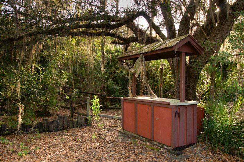 Заброшенный акварпарк Walt Disney World