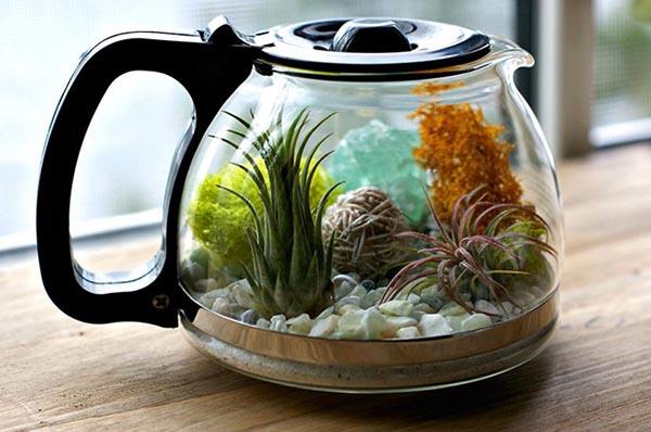 50 креативных идей для вашей кухни с использованием ненужной утвари