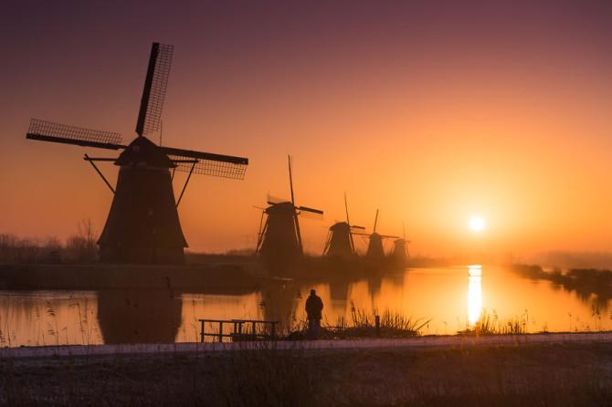 40 причин, почему вы должны посетить Нидерланды