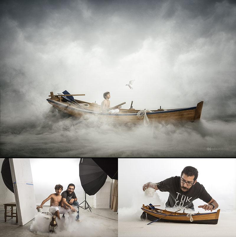 Работа фотографа Феликса Эрнандеса