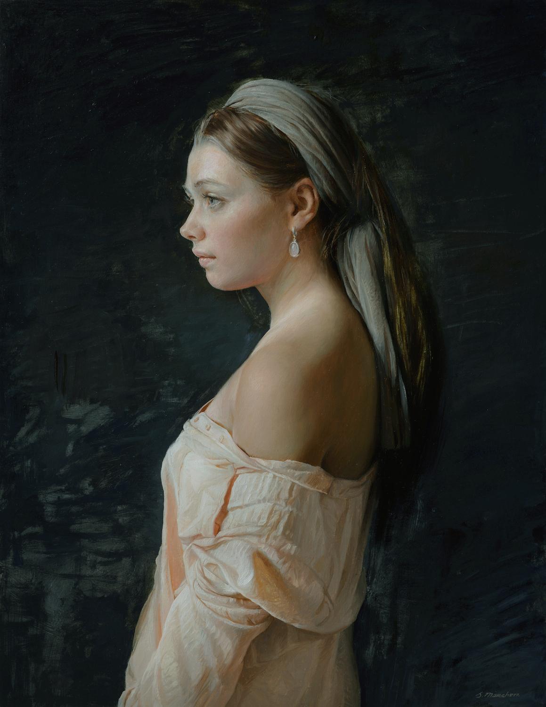 Гиперреалистичные картины маслом Сергея Маршенникова.