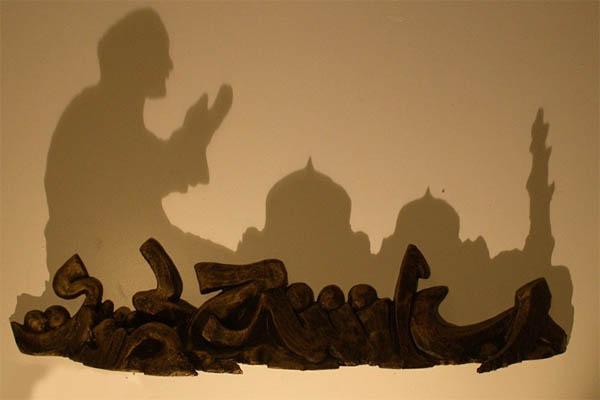 Искусство теней в керамических скульптурах