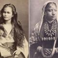 Красота более 100 лет назад: потрясающие открытки женщин со всего мира 1900-1910 годов