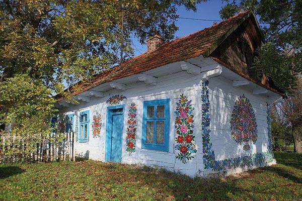 Добро пожаловать в самую красивую польскую деревню