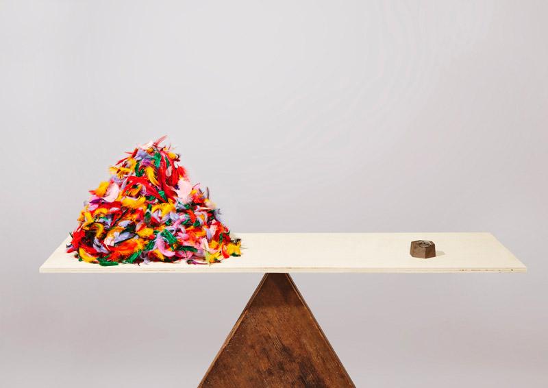 Исследование баланса и равновесия в фотографиях Флорента Танета