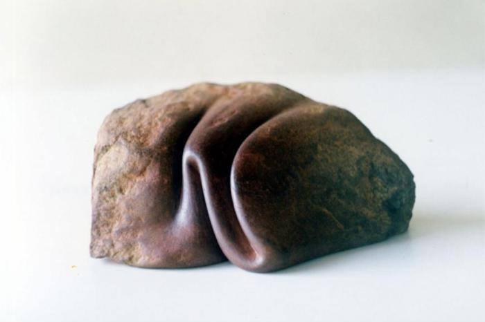 Скульптуры из камня от Хосе Мануэля Кастро Лопеса.