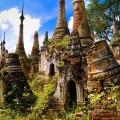 Shwe-Indein-Pagoda