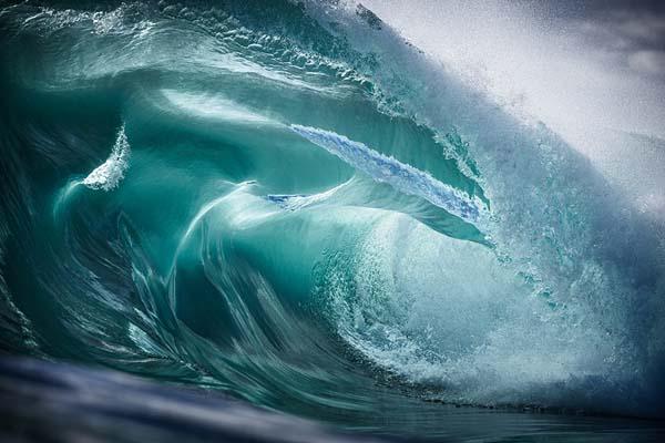 Магия волн в фотографиях Уоррена Килана