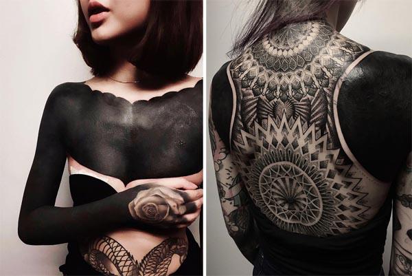 Закрашивание татуировки: новый тренд в Сингапуре