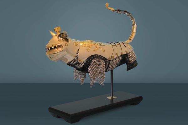 Изысканная броня для кошек и мышей, которую никогда не поймут ваши питомцы