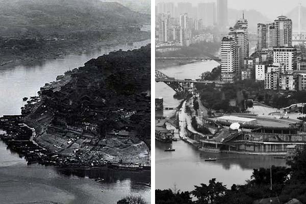 Прошлое и настоящее: как изменился Китай за 100 лет