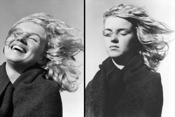 Редкие фотографии 20-летней Мэрилин Монро