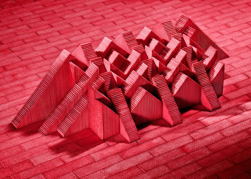 Сладкие архитектурные скульптуры Сэма Каплана