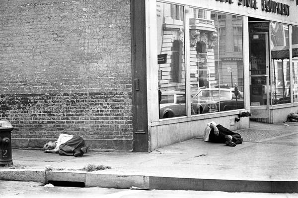 Дикие гангстерские улицы Нью-Йорка 70-х годов