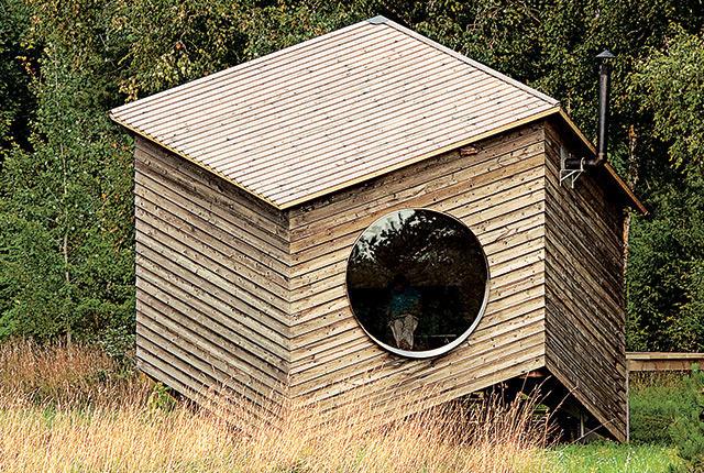Крошечные жилища