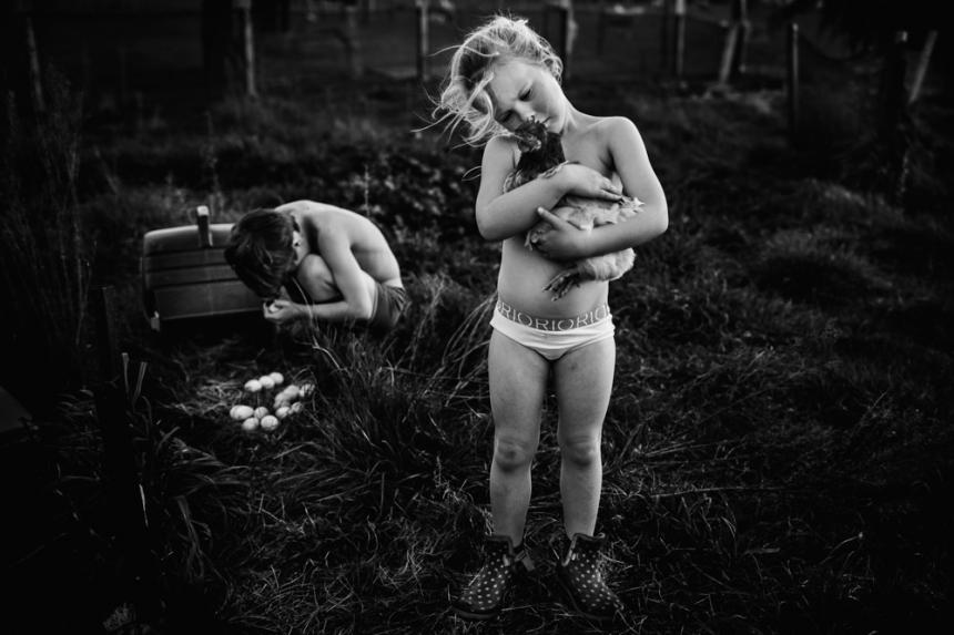 Беззаботное детство без электроники